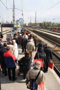 Tag der Logistik in Augsburg